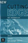 fotka Cutting Edge Pre - Intermediate, Workbook
